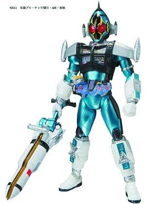 Kamen Rider S.H.Figuarts - Kamen Rider Fourze Cosmic States Action Figure