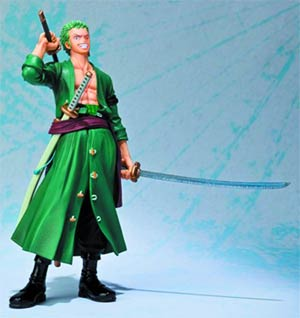 One Piece Figuarts ZERO - For The New World - Roronoa Zoro Figure