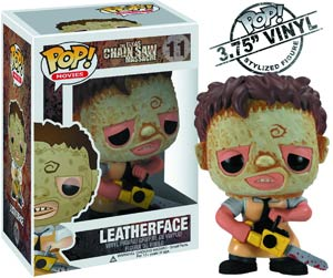 POP Movies 11 Leatherface Vinyl Figure