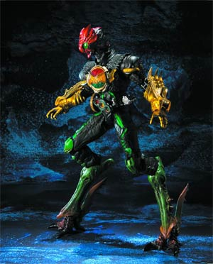 Kamen Rider SIC Vol 64 Kamen Rider OOO Tatoba Combo Action Figure