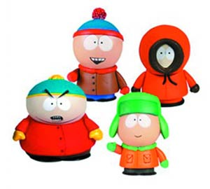 South Park Boys Action Figure Box Set