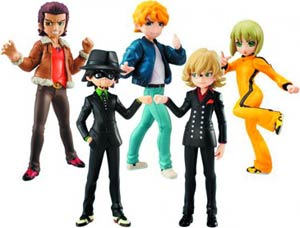 Tiger & Bunny Half Age Characters Vol 2 Blind Mystery Box Figure