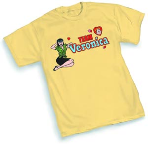 Archie Team Veronica T-Shirt Large