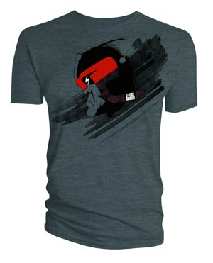 Judge Dredd Dredd Head T-Shirt Large