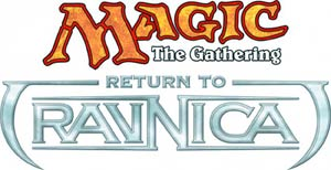 Magic The Gathering Return To Ravnica Intro Deck Display
