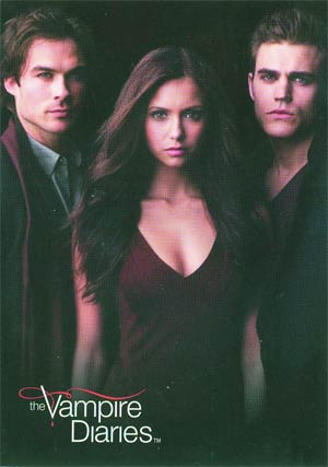 Vampire Diaries Season 2 Trading Cards Box