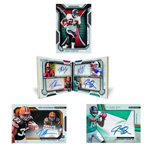 Topps 2012 Strata Football Trading Cards Box