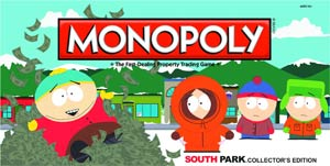 Monopoly South Park Collectors Edition