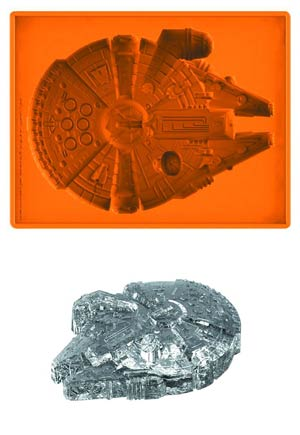 Star Wars DX Silicone Tray - Millennium Falcon