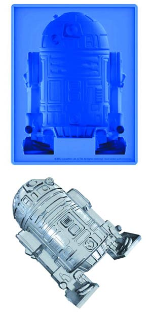 Star Wars DX Silicone Tray - R2-D2