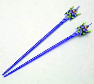 Evangelion Chopsticks - Test Type-01