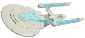 Star Trek Electronic Enterprise-B Ship