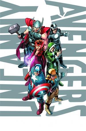 Uncanny Avengers By John Cassaday Poster