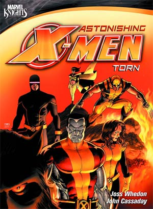 Marvel Knights Astonishing X-Men Torn Motion Comic DVD