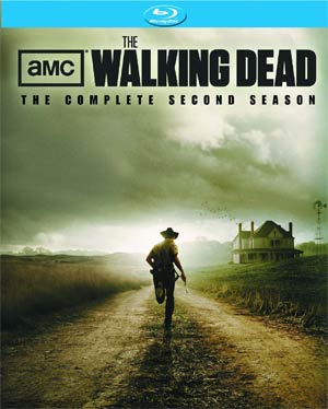 Walking Dead Season 2 Blu-ray DVD Regular Edition