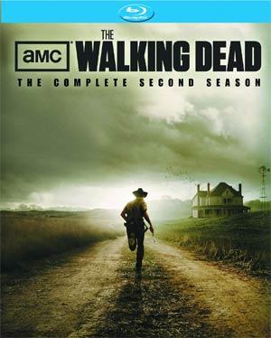 Walking Dead Season 2 Blu-ray DVD Regular Edition