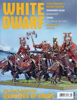 White Dwarf #394