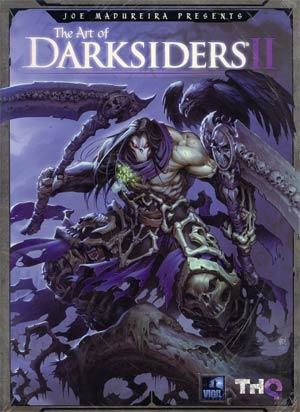 Art Of Darksiders II TP
