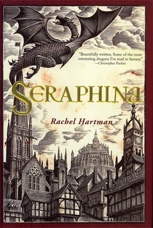 Seraphina Novel HC