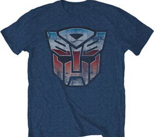 Transformers Vintage Autobot T-Shirt Large