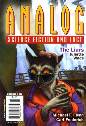 Analog Science Fiction And Fact Vol 132 #10 Oct 2012