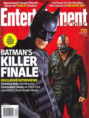 Entertainment Weekly #1216 Jul 20 2012