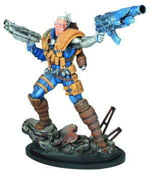 Cable Classic Statue By Bowen