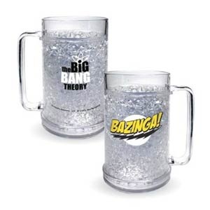 Big Bang Theory Bazinga Freezer Mug
