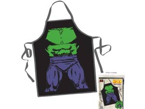 Marvel Comics Be The Hero Apron - Hulk