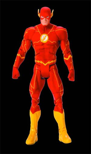 DC Unlimited Flash New 52 6-Inch Action Figure
