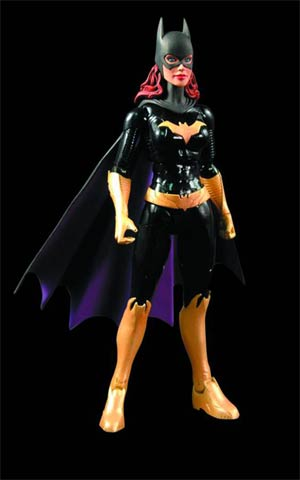Batman Unlimited Batgirl New 52 6-Inch Action Figure