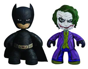 Batman The Dark Knight 6-Inch Mez-Itz Series 1 Batman Figure