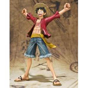 DO NOT USE (duplicate listing) One Piece Figuarts Zero - For The New World - Monkey D Luffy Figure