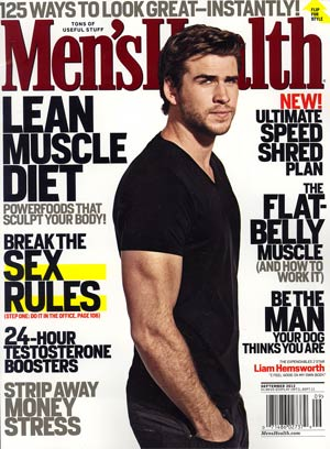 Mens Health Vol 27 #7 Sep 2012