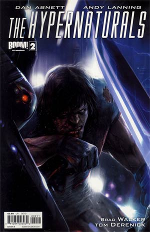 Hypernaturals #2 1st Ptg Regular Cover A Francesco Mattina