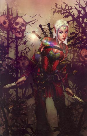 Pathfinder #1 Incentive Erik Jones Virgin Cover