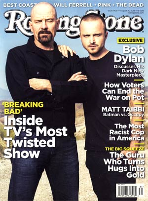 Rolling Stone #1163 Aug 16 2012