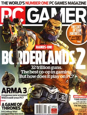 PC Gamer CD-ROM #231 Oct 2012