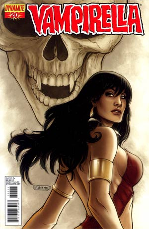Vampirella Vol 4 #20 Regular Fabiano Neves Cover