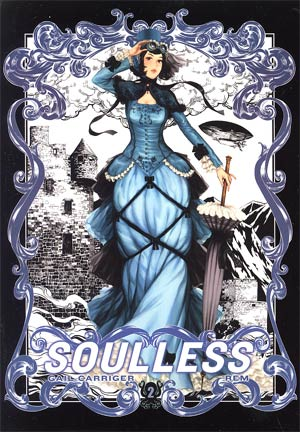 Soulless The Manga Vol 2 TP