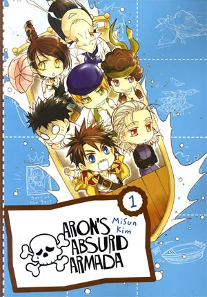 Arons Absurd Armada Vol 1 TP