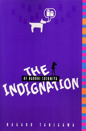 Indignation Of Haruhi Suzumiya Novel TP