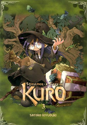 Shoulder-A-Coffin Kuro Vol 3 GN