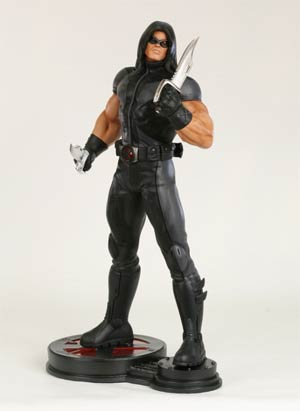X-Force Warpath Statue By Bowen Website Exclusive
