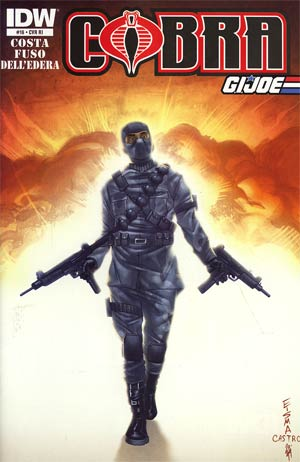 Cobra #16 Incentive Joe Eisma Variant Cover