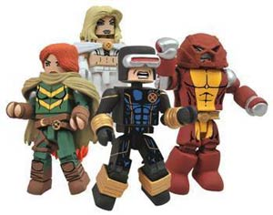 Marvel Minimates Avengers vs X-Men Box Set SDCC 2012 Exclusive