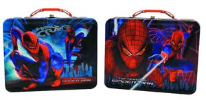 Amazing Spider-Man Movie Large Lunch Box - Wall Crawler