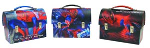 Amazing Spider-Man Movie Workmans Lunch Box - Webbing