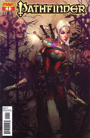 Pathfinder #1 Regular Erik Jones Cover