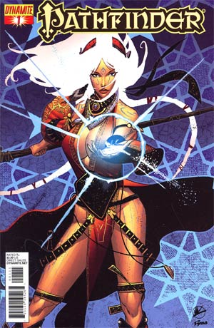 Pathfinder #1 Regular Matteo Scalera Cover